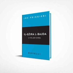 Il-Gzira l-Bajda - hardback